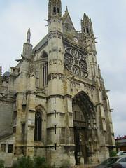 Vernon - Collegiale Notre Dame3 (bronxbob) Tags: france vernon churches cathedrals collegialenotredame
