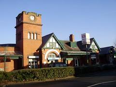 West Kirby (mostlybytrain) Tags: emu train liverpool mersey merseyside