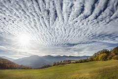 Direzione paradiso (Michele Cioni) Tags: clouds mountains colors sky sun windows coold snow italy 2016 landscape canon photography sigma tokina winter friends nature love hot