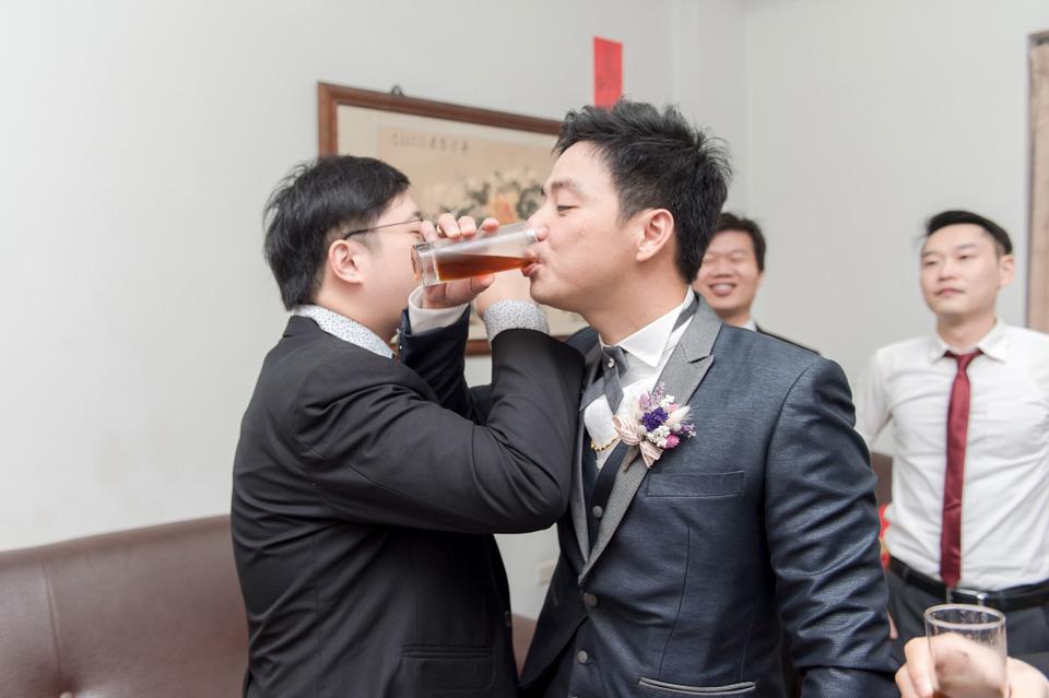 台南婚攝 婚禮紀錄 情定婚宴城堡 C & M 032