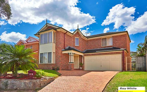 61 Lakewood Drive, Woodcroft NSW 2767