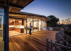 La Jolla Evening (Chimay Bleue) Tags: la jolla house home brandon vega design atomic bazaar mount soledad architecture modernism modernist
