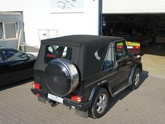 Mercedes G-Modell / Puch G W 463 Cabrio Verdeck ab 1997 (best_of_ck-cabrio) Tags: mercedes gmodell puch g w 463 cabrio verdeck ab 1997