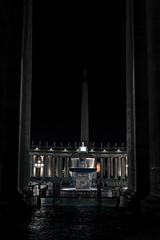 Fontana Carlo Fontana (cinotosi) Tags: rome rom vatican collosseum vatikan papst pope church stpeter petersplatz circusmaximus museivaticani