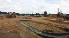 Dug up and laid down (Retail Retell) Tags: kroger marketplace v478 hernando ms desoto county retail construction expansion project