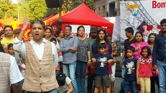 NEH @ Ballard Estate Festival (Naujawan-E-Hind) Tags: streetplay streettheatre street festival naujawan hind