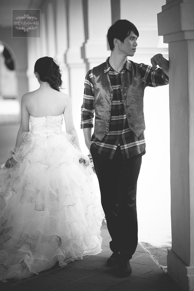 自助婚紗,婚紗攝影,韓風婚紗,自主婚紗,視覺流感,小白宮婚紗,推薦婚紗攝影,淡水小白宮,中和婚紗,台北婚紗