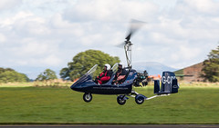 G-CIDF MTO, Scone (wwshack) Tags: egpt gyro gyrocopter mto perthairport rotorsport scone sconeairport scotland autogyro gcidf