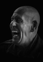 ))) (dagomir.oniwenko1) Tags: woodhallspa lincolnshire eastlindsey street style sigma candid canon canoneos60d blackandwhite bw blackbackground face flickr dental expression portrait person people portraits ritratto retrato men male man mono england uk gb