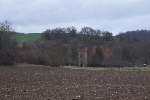 Tower ruins, 04.01.2012.