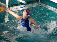 2C040182 (roel.ubels) Tags: len euro league waterpolo sport topsport utrecht uzsc 2016 krommerijn women