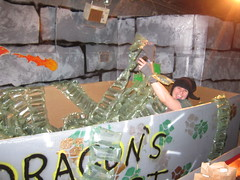 in the dragon's nest (sandwichgirl) Tags: antarctica medievaltimes mcmurdo 2013