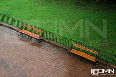 Dia de lluvia (Mximo Novas) Tags: parque verde lluvia agua nikon grama d8 mn banca d800 mojado bancas maximonovas