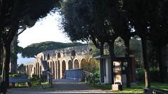 Pompeii Amphitheatre, Campania, Italy (David McKelvey) Tags: italy europe pompeii pompei 2013