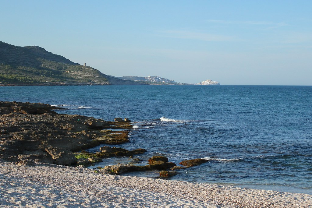 Playa El Russo - Peñiscola by Oswaldo Rubio, on Flickr