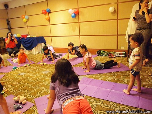Kidz Yoga Australia Intensive Teacher's Training - blogcon - photos by Azrael Coladilla