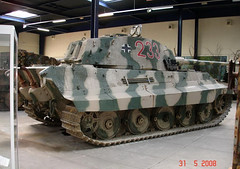 "PzKpfw VI Ausf.B -Tiger II  (7) • <a style=""font-size:0.8em;"" href=""http://www.flickr.com/photos/81723459@N04/9326965631/"" target=""_blank"">View on Flickr</a>"