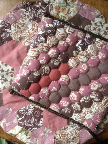Laura Ashley patchwork items