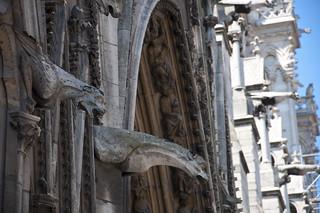 Gargouille @Cathédrale Notre-Dame de Paris