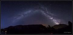 Milky Way over Silver Lake Pano (maguire33@verizon.net) Tags: california panorama stars unitedstates silverlake meteor junelake milkyway shootingstar easternsierra meteorshower perseid perseids canonef14mmf28liiusm canon5dmarkiii
