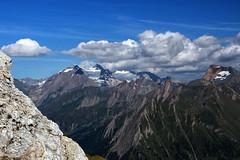 Hochfeiler (mikiitaly) Tags: italy sommer himmel wolken berge wald südtirol altoadige wipptal hochfeiler eisacktal pfitschtal mygearandme elementsorganizer11