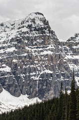 Moraine Lake, Bow Valley, Alberta, Canada (goneforawander) Tags: road park travel lake canada nature landscape nikon scenery louise alpine national backpacking alberta valley parkway bow banff moraine d90 goneforawander improvementdistrictno9 enzedonline