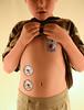Automatik (Linda Svanberg) Tags: robot mage klocka automatik knappar fotosondag fs130915 fsphotoshopday2013