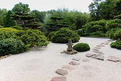 Zen Garden (aerojad) Tags: garden japanesegarden zengarden chicagobotanicgarden
