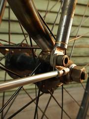 Paragon Rack Ends (Capricorn Bicycles) Tags: paris bicycle speed paul handmade steel gear m rack single brest brakes singlespeed fixed custom fenders components pbp racer cromo fillet honjo lugs randonneur braze couplers cromoly
