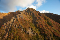 Mt.Asahi Autumn (peaceful-jp-scenery) Tags: autumn red mountain nature landscape sony explore     amount carlzeiss     dslra900 sal2470z 900 variosonnart2470mmf28za