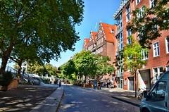 Bremen_September_2013_144 1 (inextremo96) Tags: urban musicians river germany deutschland donkey bremen weser esel hanse hansestadt werder stadtmusikanten schnoor