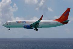 2013-10-10-005FD C-GOFW (BringBackEGDG) Tags: boeing stmaarten philipsburg princessjuliana 7378bk sunwingairlines cgofw