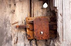 Rusty mechanism (alfredotaylor50) Tags: spain rust lock decay almeria abandonment mojacar mechanisms fujifilmfinepixhs20exr