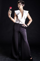 Projeto Revista Digital das alunas de moda do Senac (Eduardo Lupianhez) Tags: brazil look brasil book moda modelos paulo sao