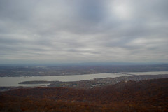 Beacon from the Firetower (vynsane) Tags: autumn mountain fall clouds day cloudy hike mount trail beacon mountbeacon mtbeacon mountbeaconinclinerailway