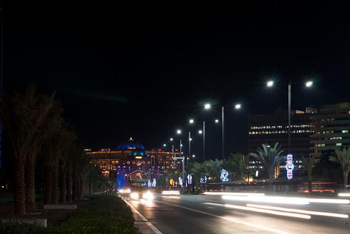 Abu Dhabi prepares for the UAE 42-nd National Day ©  Still ePsiLoN