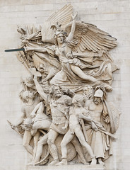 Departure of the Volunteers of 1792 (stshank) Tags: arcdetriomphe france lamarseillaise paris excursion sculpture