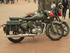 IMG_4480 (hotminis) Tags: bogota royal motorcycle enfield motoca renatohenriquesdesouza