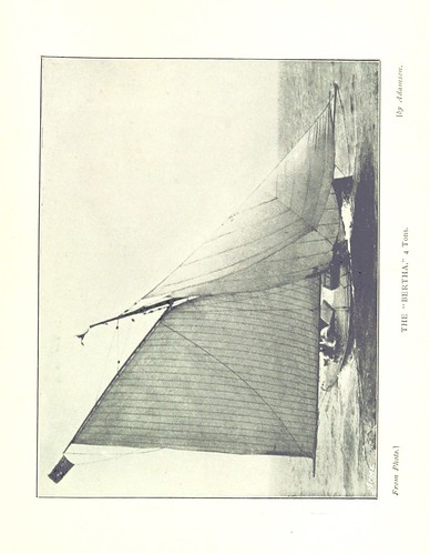 Image taken from page 41 of 'By Ocean, Firth and Channel; amateur cruising on the West Coast of Scotland and North Coast of Ireland'