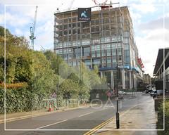 Tufcoat shrink wrap encapsulation of reinforced concrete formwork St Pancras Square Project2