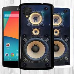 vintage bass 5 4 case retro amplifier hifi nexus nexus4... (Photo: iphonegalaxys3456s on Flickr)