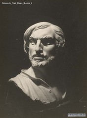 Edmondo Prati Busto Marmo 2