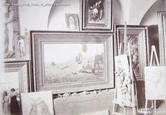 Giulio Cesare Prati Studio di pittura Caldonazzo