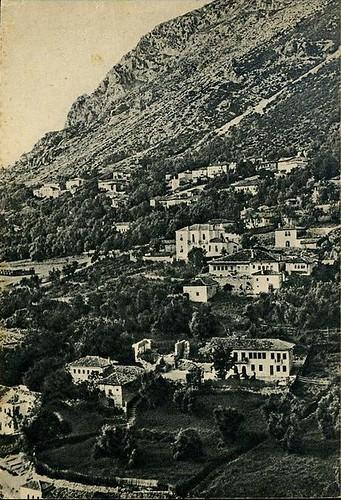 Krujë, Kruja, Croia, Kruya, Krouya, Круя. Albania, 1941.