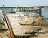 DSCN3139-3 (azalvidebassadone) Tags: españa water boat spain agua nikon barco huelva canoa puntaumbría remainsofaship restosdeunbarco