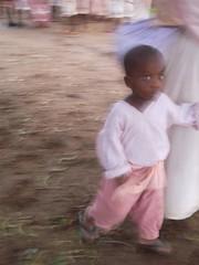 ulovljen u trenutku (Kroejsanka) Tags: pink blur walking kid eyes child fear tribe motherhood faster 2014 warchild childseyes rightmoment blurphotography childwithmother childsfear