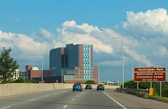 315 Southbound (Eridony (Instagram: eridony_prime)) Tags: columbus ohio highway osu freeway ohiostateuniversity franklincounty osumedicalcenter