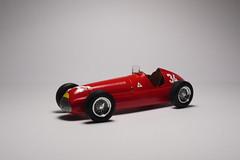 "Alfa Romeo 158 ""Alfetta"" Formula 1 #34 J.M.Fangio (billion.yang) Tags: cars vintage automobile monogram f1 hobby racing 124 alfa romeo tamiya alfaromeo formula1 1950 hasegawa aoshima 158 scalemodel smer alfetta fangio revell protar revellgermany"