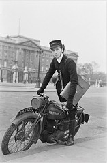 """Riding Vintage: The Wrens: Female Dispatch Riders in WWII • <a style=""""font-size:0.8em;"""" href=""""http://www.flickr.com/photos/81723459@N04/11904279624/"""" target=""""_blank"""">View on Flickr</a>"""
