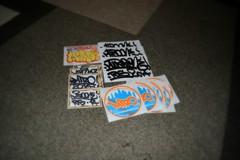 Miro (Juice Legacy) Tags: nyc newyorkcity ny newyork graffiti sticker graf stickers vinyl postal usps graff miro throw ris handstyle miroism miroone